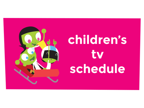 Childrens TV Schedule
