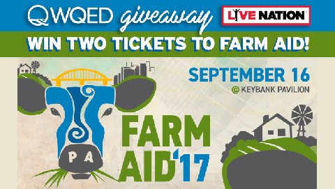Win 2 tickets to Farm Aid!