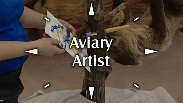 Aviary Artist Logo