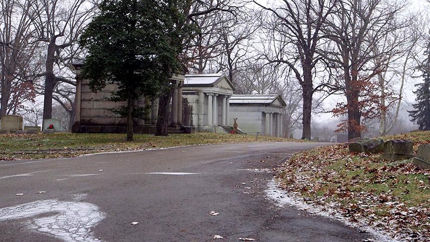Point Breezes Homewood Cemetery
