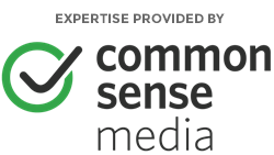 Expertise provided by Common Sense Media