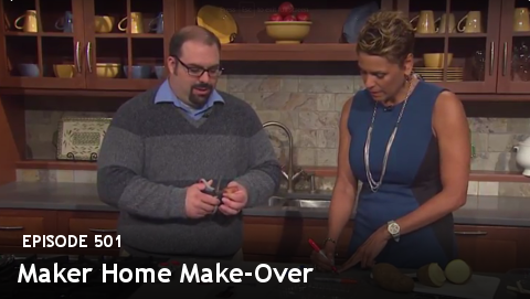 Episode 501: The Maker Home Make-Over