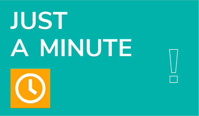 Just a Minute Logo
