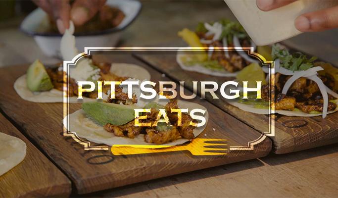 Pittsburgh Eats Logo