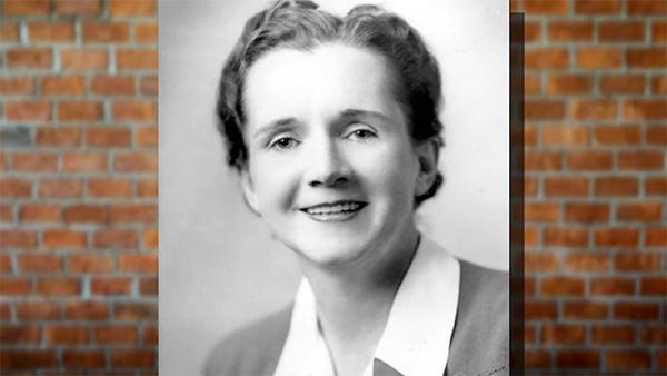Image of Rachel Carson