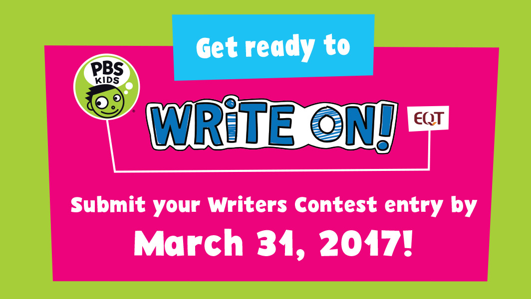 Enter the Writers Contest by March 31st!