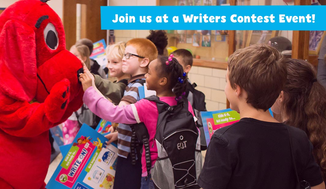 Join us at a Writers Contest Event!
