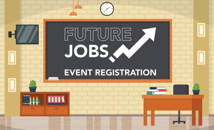 Future Jobs Event Registration