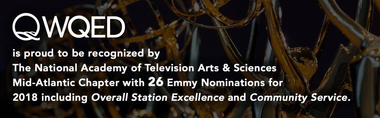 26 Mid-Atlantic Emmy Nominations