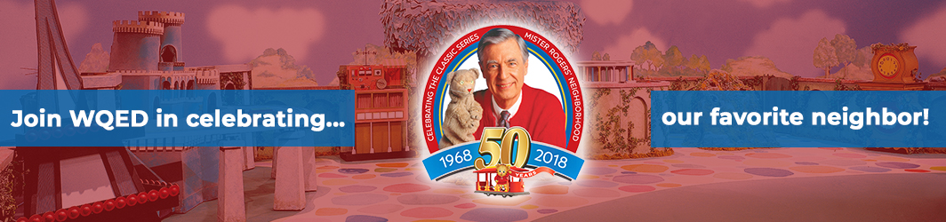 Mister Rogers 50th Anniversary