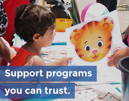 Support programs you can trust