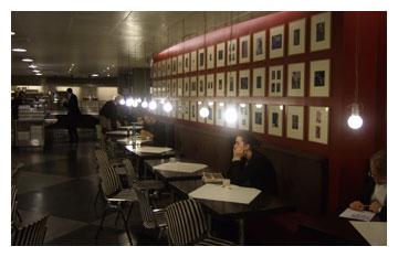 artist's cafe