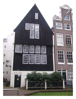 old Dutch building