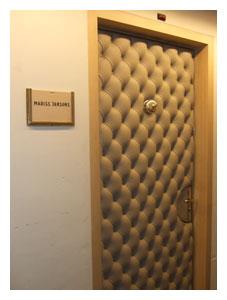 Mariss' door