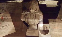 Bust of Liszt