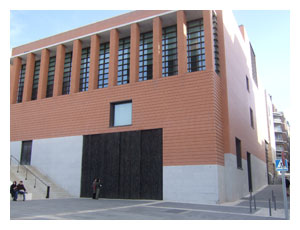 Prado's new building