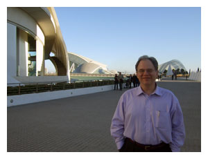 Jim in Valencia
