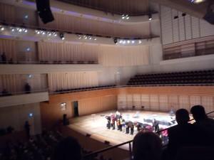 KKL concert hall