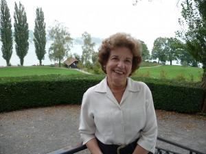 PSO Board member Millie Myers