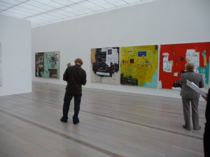 Basquiat at the Beyeler