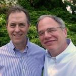 Geoffrey Thomas and Jim Cunningham