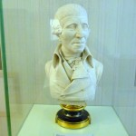 1802 bust of Franz Joseph Haydn at Eisenstadt