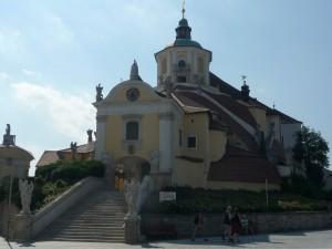 Kalvarienberg Haydnkirche in Eisenstadt