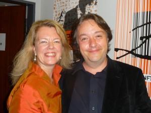 Ilona Schmiel and Stefan Blunier