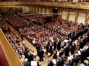 Applause at the Musikverein for Steven Stucky's Silent Spring