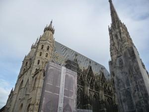 St. Stephen's, still undergoing restoration