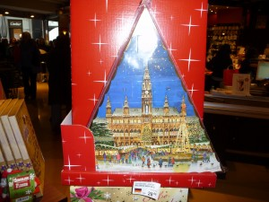 Advent calendars on sale at Julius Meinl