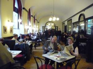 Café Restaurant Griensteidl