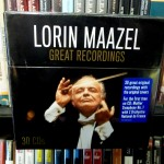 30 CDs of Maazel