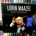 30 CDs of Maazel