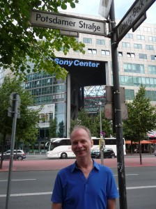 Ken Nein at Potsdamer Platz