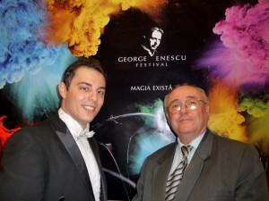 Vlad Vizireanu and Mihai Hristu