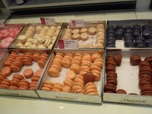 Delmontel macarons