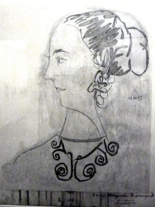 Rosengart by Picasso