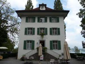Tribschen, Wagner's Lucerne residence