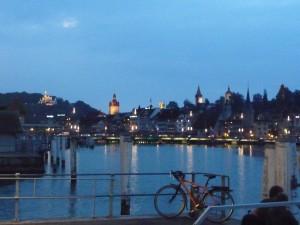 Guten Abend und aufwiedersehen, Lucerne