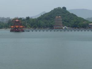 Lake at Kaohsiung, Taiwan